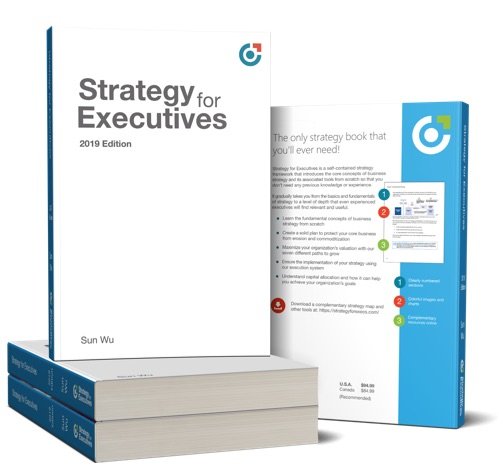 Strategy for Executives